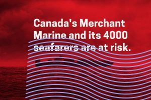 canada's merchant marines are at risk